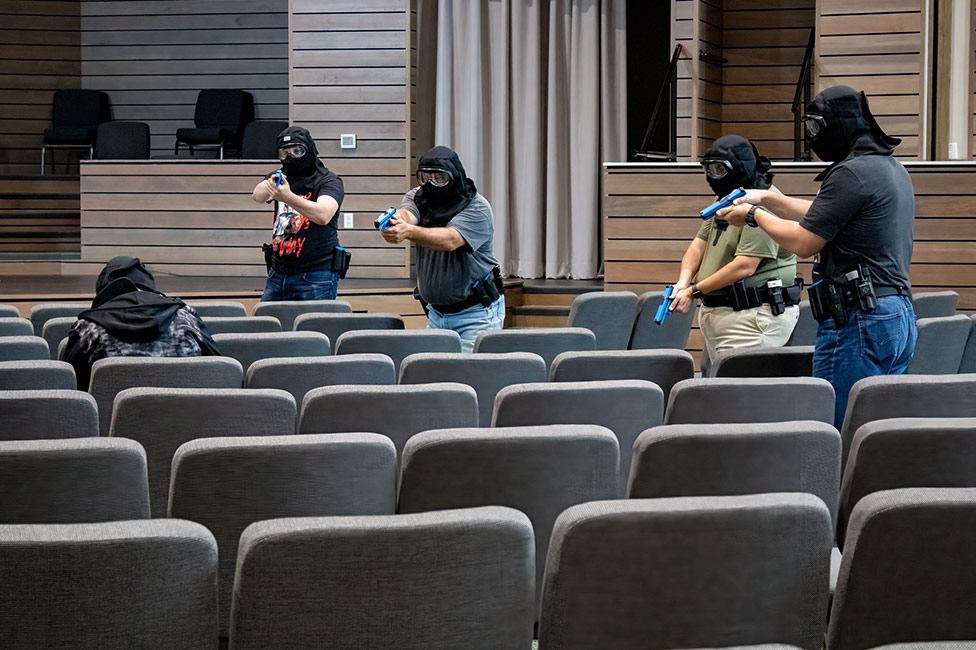 Armed Security / Church Safety Programs
